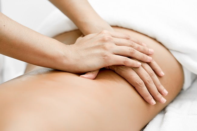 Swedish Deep Tissue Massage