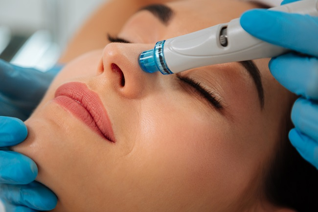 Your Next Level of Glow - The Hydrafacial
