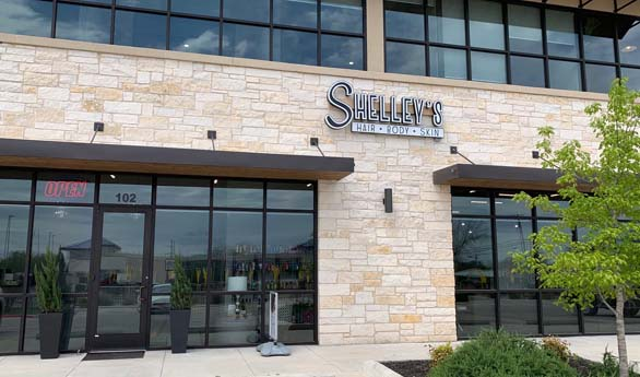 Shelley's Day Spa - Belton, TX (Lake Road)