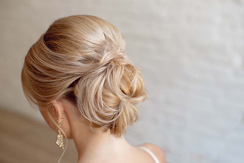 Enhancing Your Look - Choosing the Right Bridal Hairstyle