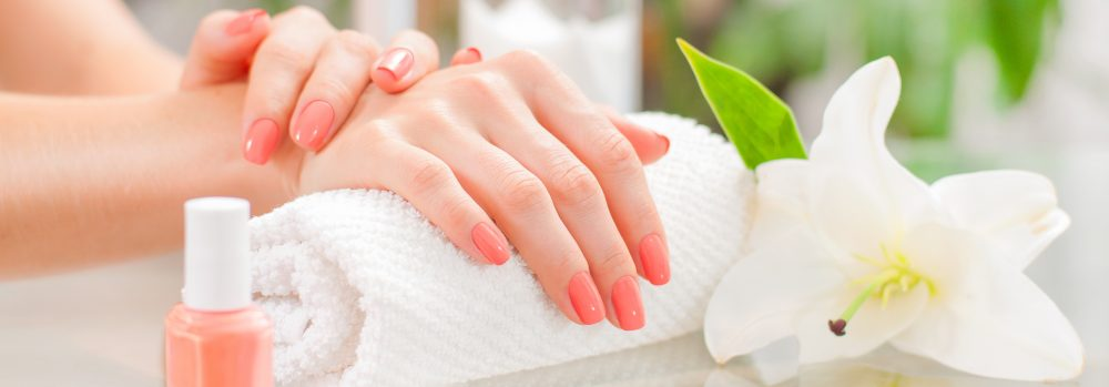 Why A Salon Manicure Is The Way To Go